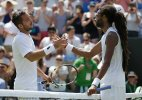 Dustin Brown loses at Wimbledon 2 days after beating Rafael Nadal