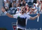 US Open:Year after doping ban,Marin Cilic reaches semis