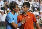 Novak Djokovic beats 9-time French Open champ Rafael Nadal in quarters