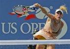 US Open: Wozniacki wins semi when Peng Shuai retires