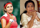 Sania dragged into unnecessary controversy: Asha Bhosle