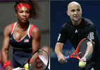 Serena, Agassi to play in Singapore IPTL leg from December 2-4