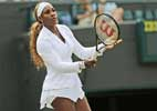 Serena routs Scheepers to make Wimbledon 3rd round