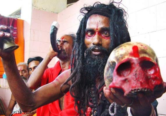 Sons conspire with tantrik, kill Maharashtra woman for wealth