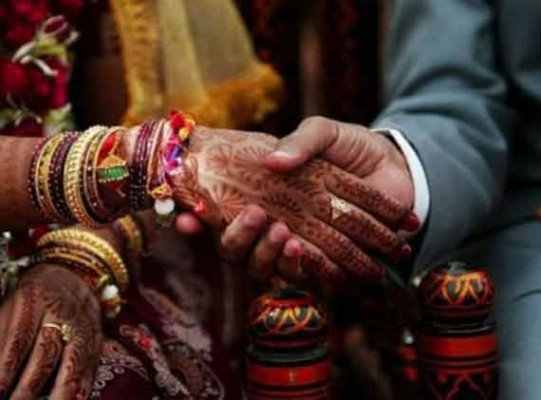 Bridegroom Decamps With Dowry