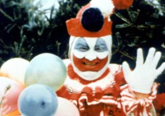 Killer Clown' John Wayne Gacy, who assaulted and killed 33 teenage boys in  US