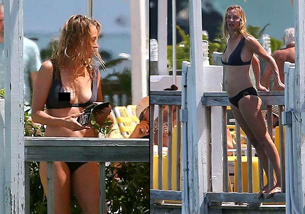 Hollywood actress Uma thurman hot sexy latest bikini pics - IndiaTV News | Lifestyle News – India TV