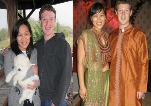 Love story of Facebook CEO Mark Zuckerberg and Priscilla Chan ...