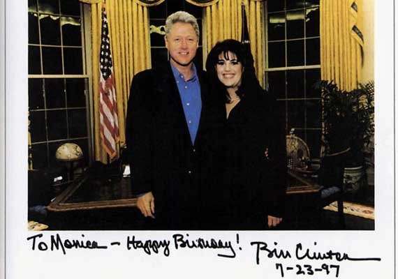 an analysis of the clinton lewinsky scandal in the united states of america Presidents of the united states of america  as a worse or better president than bill clinton  was the lewinsky scandal which clinton had to publicly.